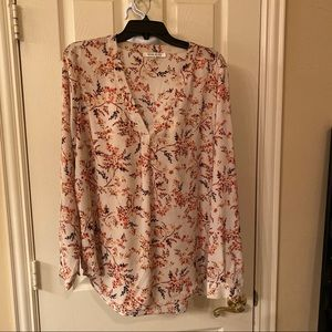 Rose and Olive top